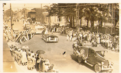 Port Dover celebrated birth of Canada on July 1st, 1867