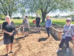 New Port Dover Seniors Group Community Garden