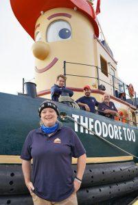 Theodore Too crew